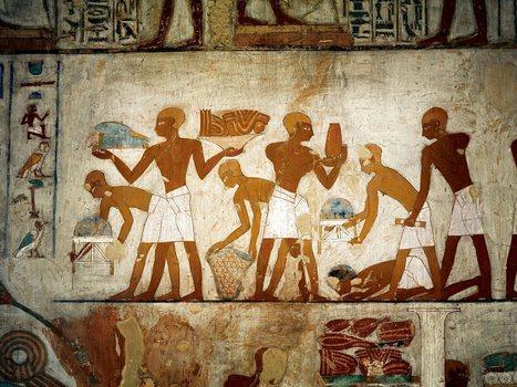 El pago de los impuestos en el antiguo Egipto | Enseñar Geografía e Historia en Secundaria | Scoop.it