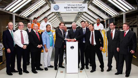 Latin America: Volkswagen in Brazil - Power to the People | Volkswagen | Scoop.it