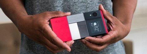 Modulares Google-Handy Project Ara: Poppig statt nachhaltig - SPIEGEL ONLINE | Mobile Learning & mobile devices | Scoop.it