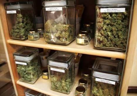 World's first cannabis vending machine unveiled in Colorado | Beckley News : Cannabis - Marijuana | Scoop.it