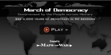 March of Democracy | omnia mea mecum fero | Scoop.it