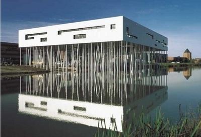 TECNNE | CENTRO DE ALUMINIO DE HOUTEN | The Architecture of the City | Scoop.it