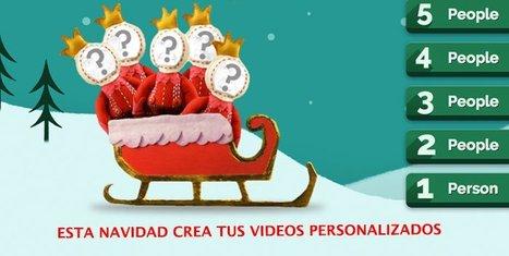 6 aplicaciones para crear videos personalizados de Navidad, un recurso muy original | Herramientas Web 2.0 | Scoop.it