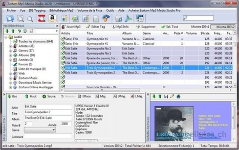 Zortam Mp3 Media Studio | Time to Learn | Scoop.it