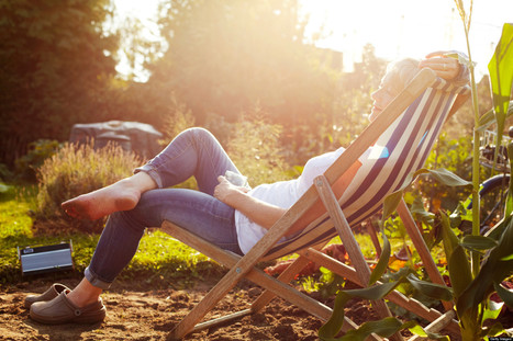 Garden Therapy: Creating Your Own Special Retreat From the World - Huffington Post (blog) | Healing gardens | Scoop.it