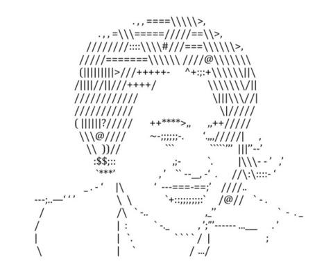 love never dies., terri!!! | ASCII Art | Scoop.it
