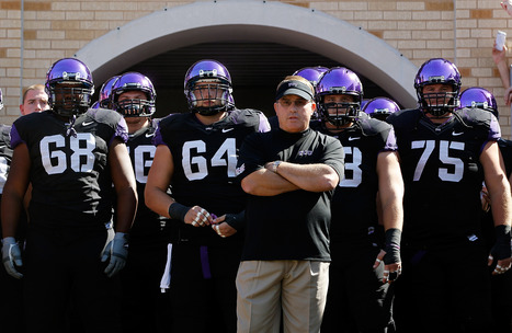 Auburn coaching rumors: Gary Patterson reportedly has deal in place at TCU | Sports Ethics:Richardson, A. | Scoop.it