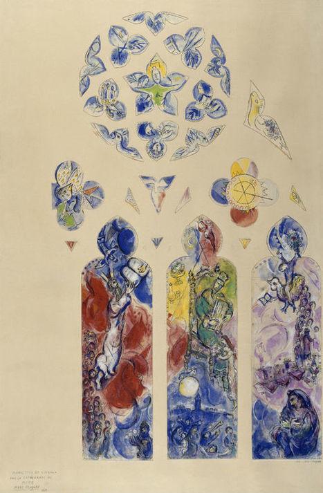 Le vitrail contemporain comme vous ne l'avez jamais vu - exponaute | miseauverre.com | Scoop.it