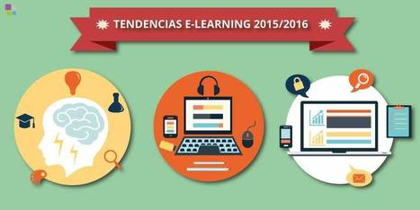 Tendencias educativas en e-Learning para 2015 y 2016 | Desarrollo, TIC y educación | Scoop.it