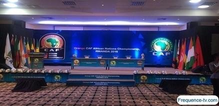 جديد القنوات الناقلة لكأس امم أفريقيا للاعبين المحليين رواندا 2016 - القنوات الناقلة (tv diffusion) | ilcode | Scoop.it