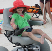 Beach Wheelchairs – Wheelchairs made for the beach at Gulf Shores/Orange Beach, AL | For Sale | #ALS AWARENESS #LouGehrigsDisease #PARKINSONS | Scoop.it