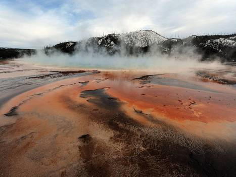 Yellowstone supervolcano a 'much larger system' than scientists had thought | Sci-fi geek: My alter ego! | Scoop.it
