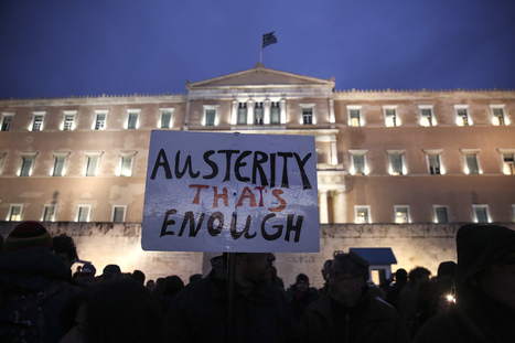 Europe's ideologues of austerity stand in way of reforms | The Great Transition | Scoop.it
