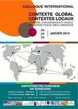 Colloque international soutenu par IFADEM à Paris 3 | IFADEM : Initiative francophone pour la formation à distance des maîtres | Focus IFADEM | Scoop.it