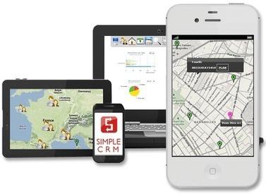 Simple CRM: logiciel CRM en ligne = Bonheur à travailler | La différence comme valeur ajoutée | Scoop.it