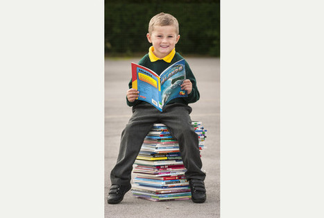17th Nov: Stoke's child literacy standards are rising at last | Stoke-on-Trent & North Staffordshire | Scoop.it