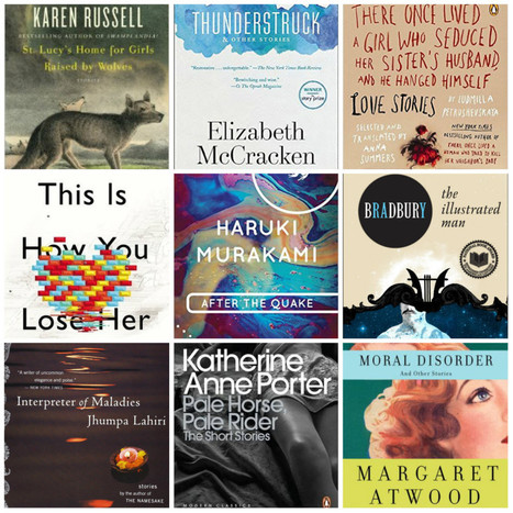 100 Must-Read Short Story Collections | Book  and Movie Lists | Scoop.it