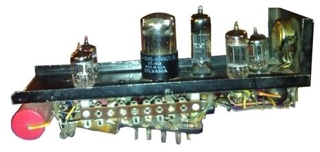 1951 – SNARC Maze Solver – Minsky / Edmonds (American). cyberneticzoo.com | e-Xploration | Scoop.it