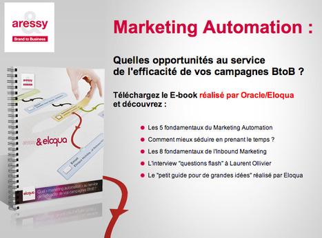 Téléchargez l'e-book Aressy & Eloqua I Marketing Automation : quelles opportunités au service de l'efficacité de vos campagnes BtoB ? | Marketing Automation avec Oracle Marketing Cloud — Eloqua by Aressy | Scoop.it