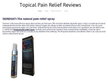Topical Pain Relief Reviews | topicalpainss | Scoop.it