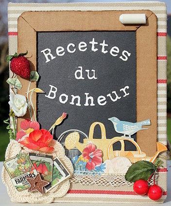 Recettes du Bonheur - Scrap et Tartine | La-Petite.ch - Tupperware - Astuces - Liens | Scoop.it