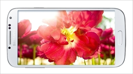 Samsung Galaxy S4 Will Boost Mobile Advertising, Say Industry Players | The Perfect Storm Team Mobile | Scoop.it