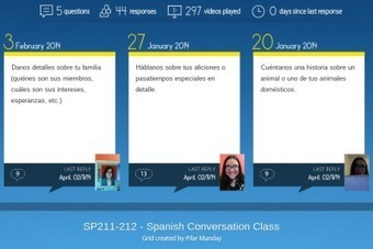 Tool to practice speaking: Flipgrid | EDUCACIÓN 3.0 - EDUCATION 3.0 | Scoop.it