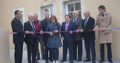 Trois chantiers inaugurés | Isabelle Bruneau députée | Scoop.it