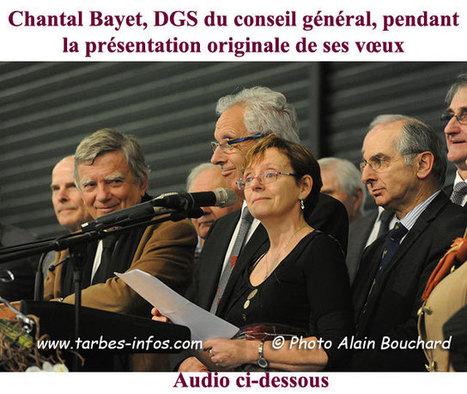 Soirée des voeux 2014 du Conseil Général des Hautes-Pyrénées  | Tarbes-infos.com | Vallée d'Aure - Pyrénées | Scoop.it