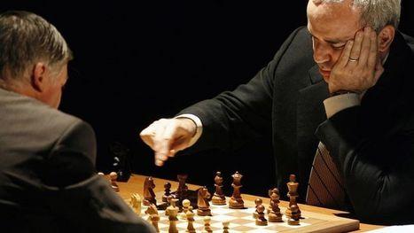 Découvrez les coulisses d'une partie d'échecs - Le Figaro   Respiration   Scoop.it