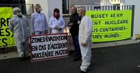 """Une """"demi-victoire"""" pour les antinucléaires   L'écologie politique dans l'Ain   Scoop.it"""