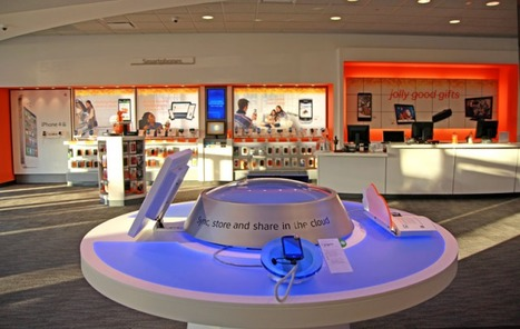 AT&T new concept store to improve customer experiences | Retail Design Review | Scoop.it