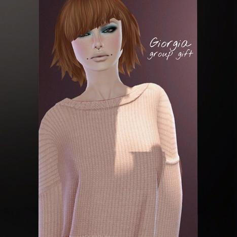Giorgia Skin Group Gift by AKERUKA | Teleport Hub | imvu and second life | Scoop.it