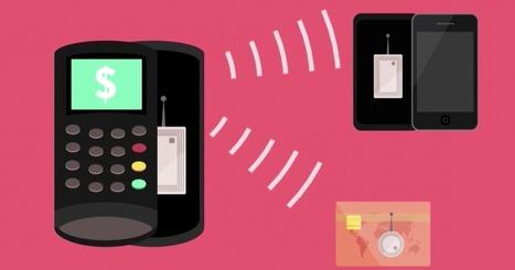 La technologie NFC   La technologie au collège   Scoop.it