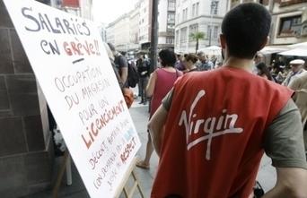 Les salariés de Virgin toujours mobilisés | Strasbourg | Scoop.it