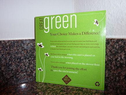 Le Greenwashing : nouvel argument marketing ~ Live Management | Blog WP Inbound Marketing Leads | Scoop.it