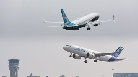 Airbus and Boeing contend with headwinds - FT.com | Aviation & Airliners | Scoop.it