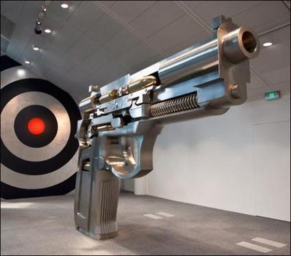 Une salle d'exposition au musée ça vit ! - Art Design Tendance | Clic France | Scoop.it