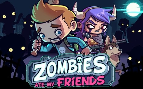 Download Zombies Ate My Friends for PC | APK | modern games | Scoop.it