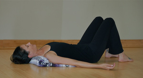 Supported Neck Roll For Breast Cancer Recovery | Breast Cancer Exercises | Scoop.it