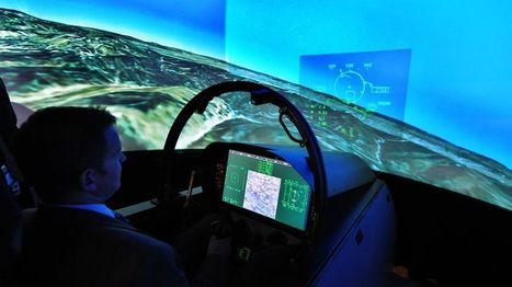 AI fighter pilot wins in combat simulation - BBC News | Jeff Morris | Scoop.it