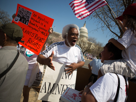 Americans Think Illegal Immigrants Should Stay — And Leave | arguments for immigration | Scoop.it