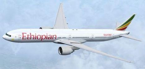 FS2004/FSX - Ethiopian Airlines Boeing 777-36N/ER | usman | Scoop.it
