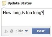 Facebook Extends Maximum Status Update 12-Fold   Enterprise Social Media   Scoop.it