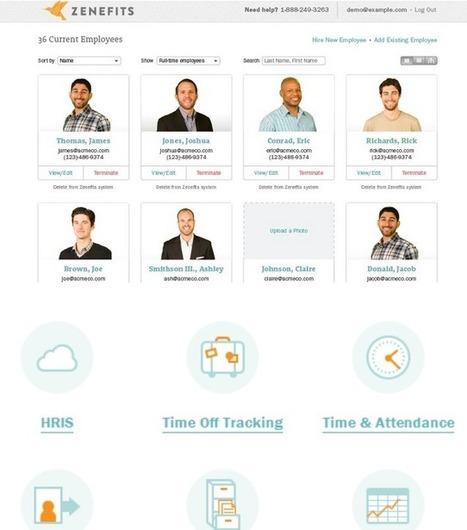 fluxmark: Logiciel professionnel gratuit en ligne - Zenefits 2015 - Gestion RH en mode SaaS | Logiciel Gratuit Licence Gratuite | Scoop.it