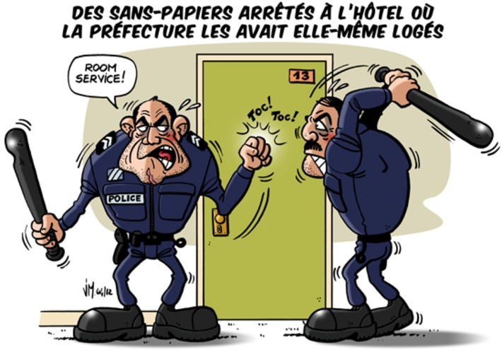 Room Service | Baie d'humour | Scoop.it