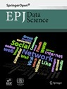 EPJ Data Science  - a SpringerOpen journal | CxAnnouncements | Scoop.it