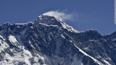 Junko Tabei, first woman to climb Mount Everest, dead at 77   Chain Letters from above   Scoop.it