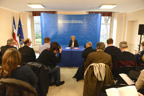 France Université Numérique : de nouvelles mesures pour développer les MOOCs - MESR : enseignementsup-recherche.gouv.fr | La marche des ENT | Scoop.it