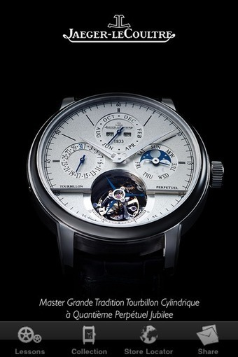 Jaeger-LeCoultre educates target consumers via mobile ad, app - Luxury Daily - Mobile | Montres et mktg | Scoop.it
